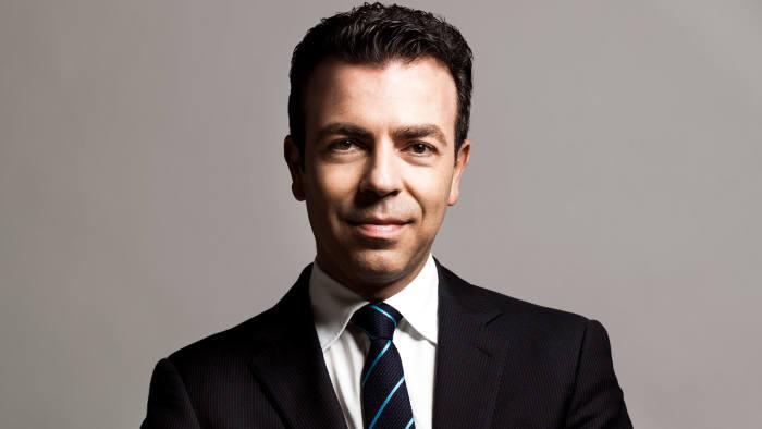 Alejandro Ramirez: chief executive of Cinepolis in Mexico