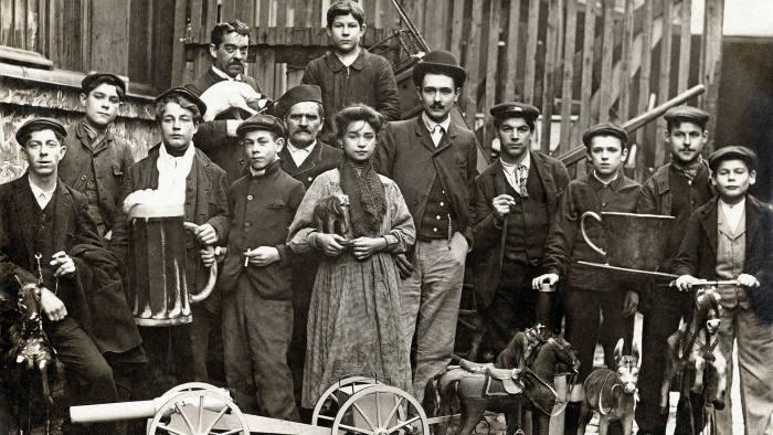 La Plaine Saint-Denis, 1906