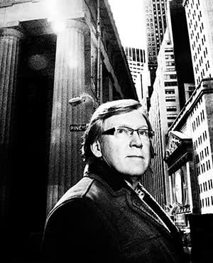 Oliver Budde, former legal adviser, Lehman Brothers
