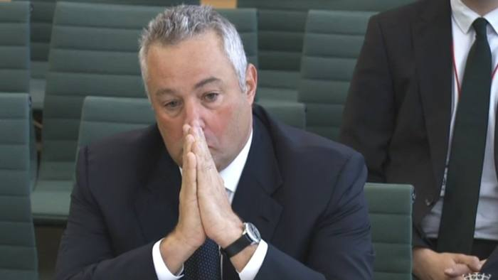 Michael Sherwood, Vice Chairman pf Goldman Sachs BHS hearings - RSS Business, Innovation and Skills Committee and Work and Pensions Committee Wednesday 29 June 2016