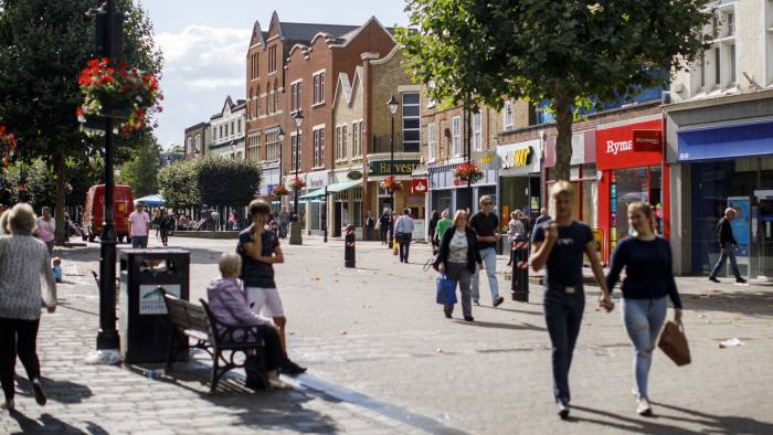 Staines Voters Lose Patience With Slow Brexit Process