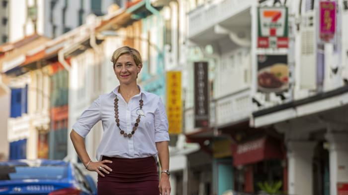 Out and about: beyond her day job, Sandra Marichal enjoys 'growth hacking' for small businesses