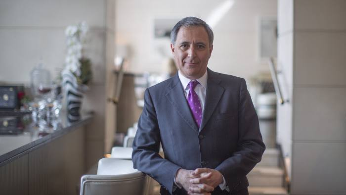Richard Solomons to step down from IHG | Financial Times