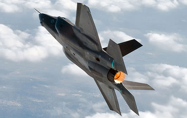 Stealth comes at a price for F-35 fighter | Financial Times