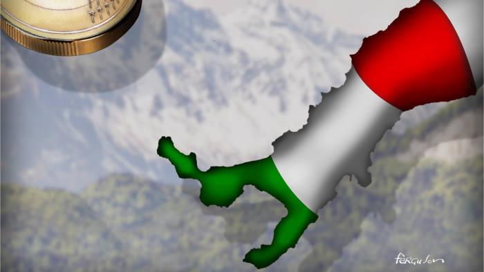 Euro Gets Italian Boot