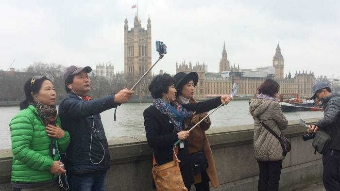 London tourists shrug off terrorism fears | Financial Times