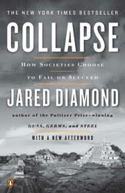 'Collapse' by Jared Diamond