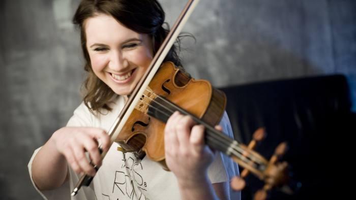 Michael Berkeley's Violin Concerto, BBC Proms, Royal Albert