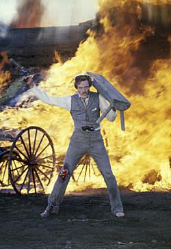 Christopher Walken in 'Heaven's Gate'