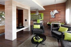 Corvin Promenade apartment