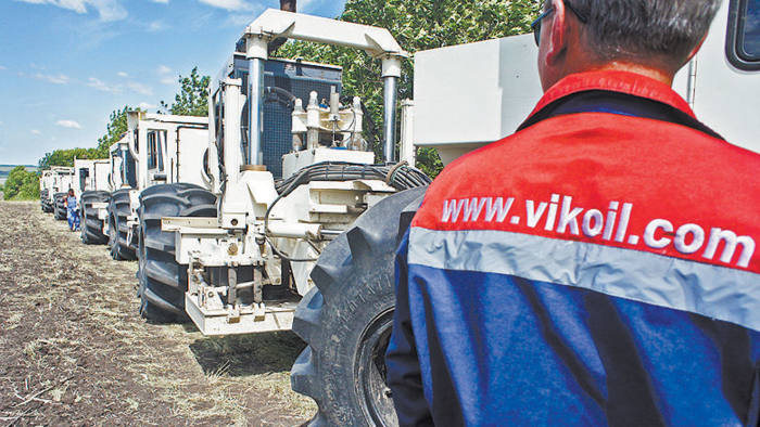 Vikoil searches for shale gas deposits in the Lugansk region