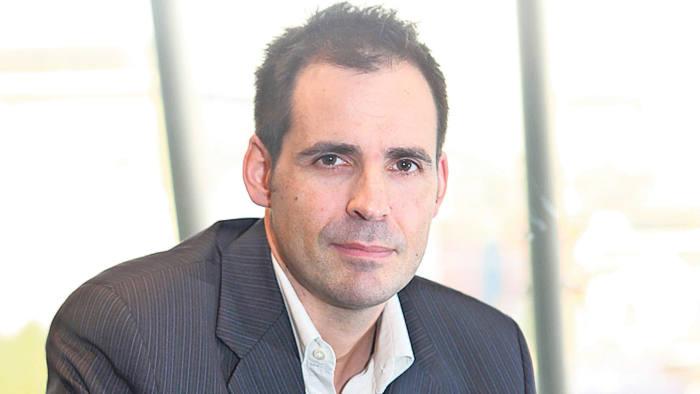 Steven Zuanella, chief digital officer at Zurich Insurance