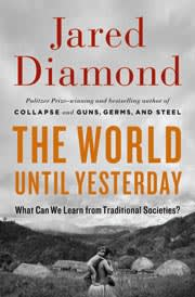 'The World Until Yesterday' by Jared Diamond