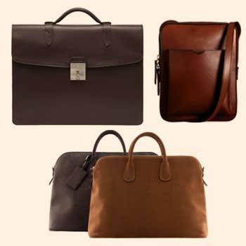 Designer man bags