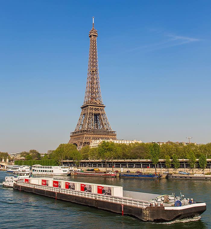 CITY OF PARIS, ILE-DE-FRANCE, FRANCE