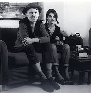 Billy Childish and Tracey Emin (1998)