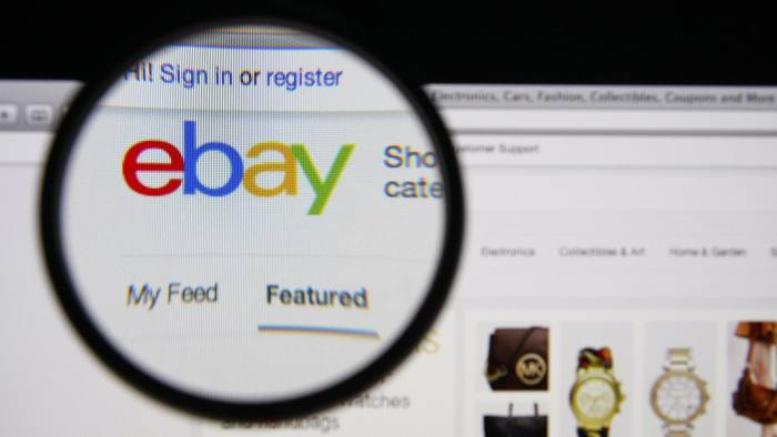 Uk Ebay Sellers To Be Forced To Pay 20 Vat On Fees Financial Times