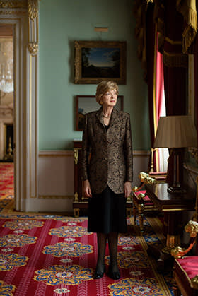 Fiona Woolf, former lord mayor of London: 'Girls don't ask for flexible working because they think it's career suicide'