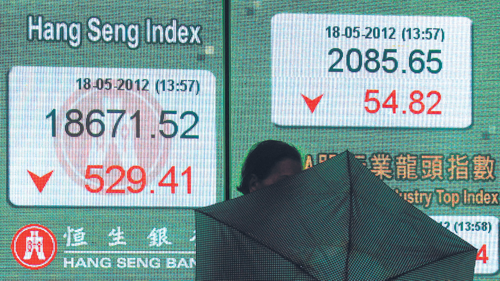 China wealth management rules hit shares | Financial Times