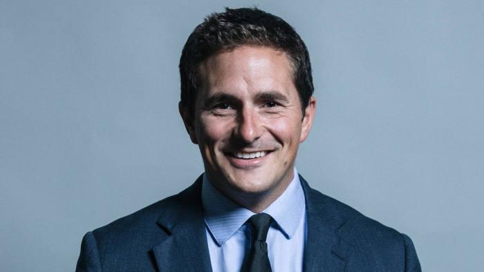 Johnny Mercer - UK Parliament official portraits 2017