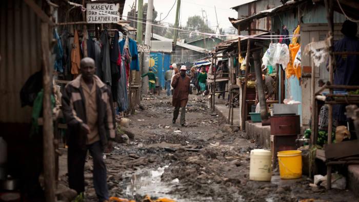 Image result for nyalenda slum