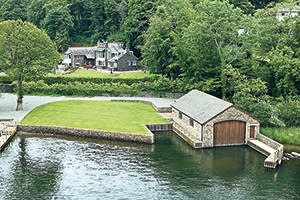 Five-bedroom house with boathouse in Bowness, £2.95m