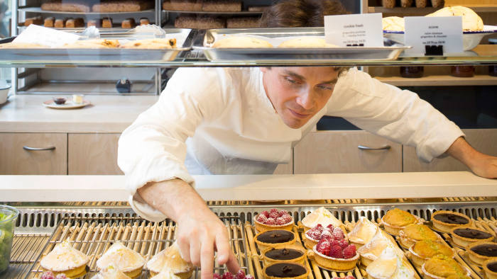 FT Masterclass: Boulangerie with Thomas Teffri-Chambelland