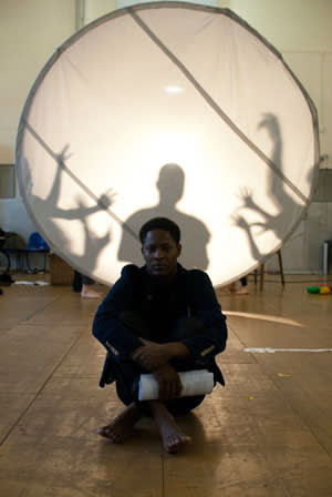 'Lionboy', the new stage production from Complicite