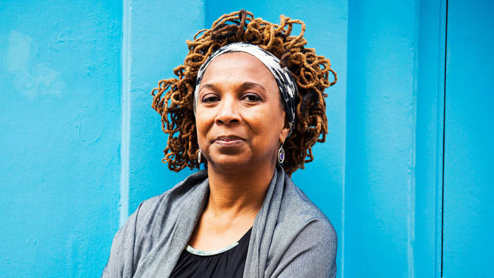 Kimberlé Crenshaw is an American civil rights advocate and leading scholar of critical race theory. She is a full professor at the UCLA School of Law and Columbia Law School, where she specializes in race and gender issues.