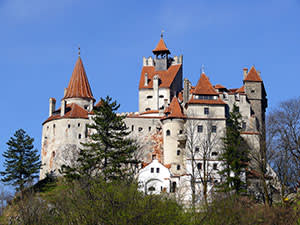 Bran Castle, commonly known as Dracula's castle, is said to be available to buy for €12m