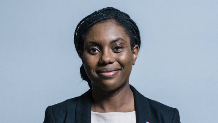 Olukemi Badenoch - UK Parliament official portraits 2017