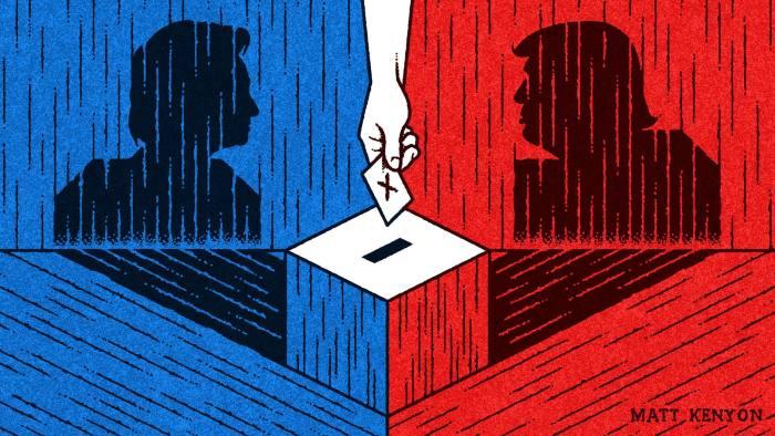 American democracy's gravest trial