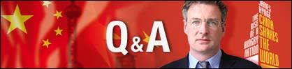 James Kynge Q&A
