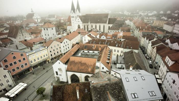 The Small German Town Desperate For Workers Financial Times