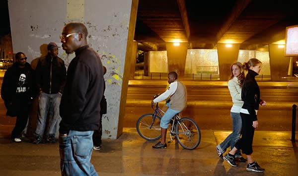 Mohamed Bourouissa's 'Périphérique', Paris, France, 2007