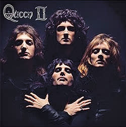 Queen CD cover