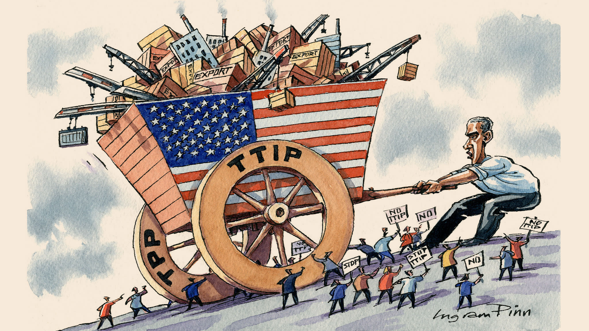 The embattled future of global trade policy | Financial Times