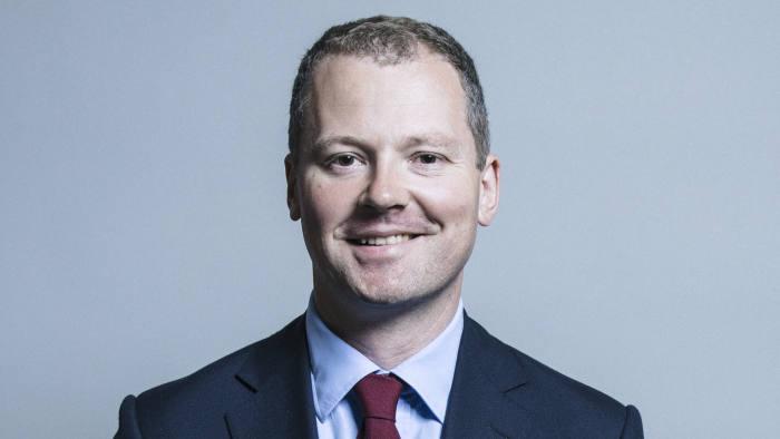 Neil O'Brien - UK Parliament official portraits 2017