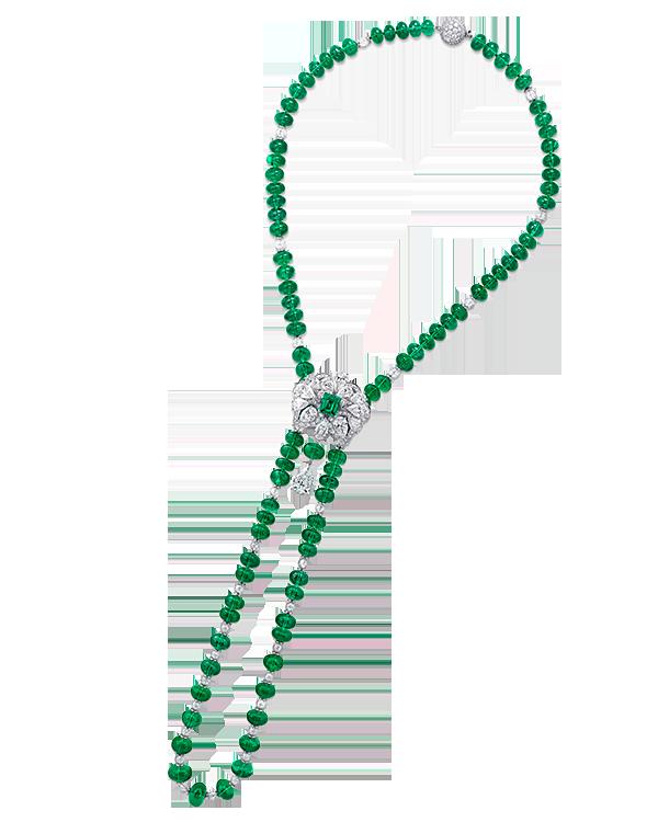 Graff necklace