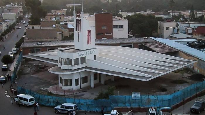 Eritrea capital Asmara chosen as Unesco World Heritage site