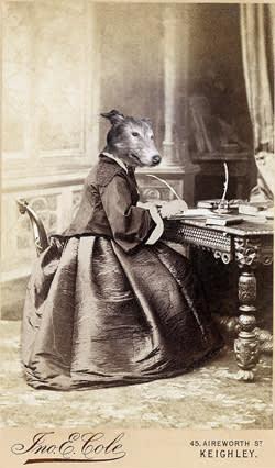 'Portrait of Charlotte Brontë' by Charlotte Cory
