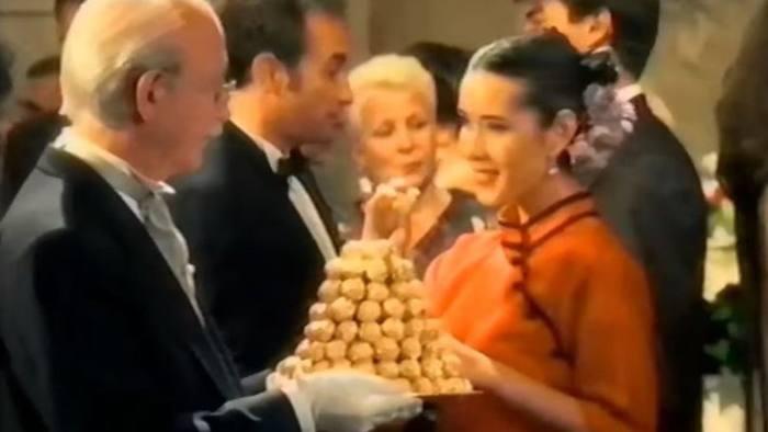 Ferrero Rocher Chocolate Confectionery The Ambassadors Reception