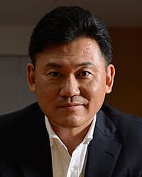 Rakuten's Hiroshi Mikitani