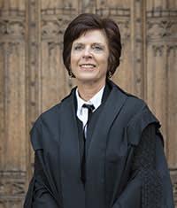 Louise Richardson, vice-chancellor, Oxford university