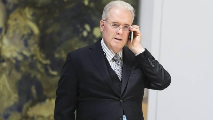 Robert Mercer steps down as co-chief of Renaissance | Financial Times