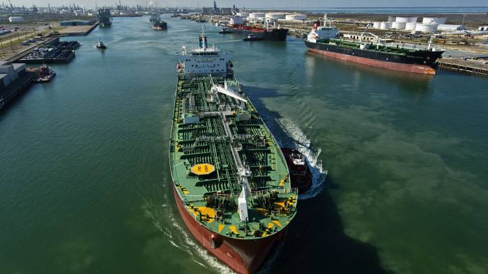 China's emergence as top US oil buyer highlights economic ties