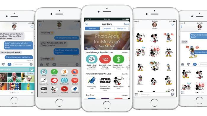 Apple pimps iMessage emoji | Financial Times