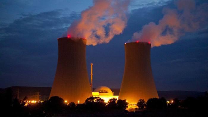 Equity markets rekindle German utilities spark | Financial Times