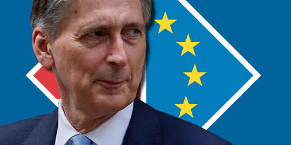 Philip Hammond: the chancellor's attempts to get the best deal for Britain's financial sector could mean having to accept some level of freedom of movement in Europe