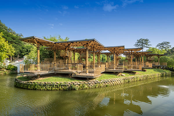 Bamboo Playhouse, Kuala Lumpur, by Eleena Jamil